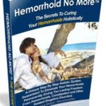 hemorrhoid no more PDF