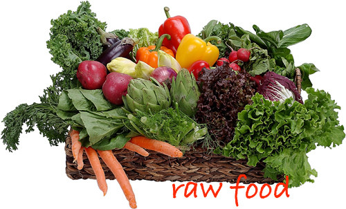 all about raw food diet