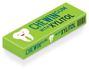 xylitol for teeth whitening