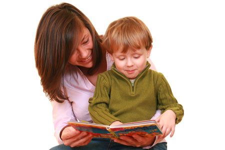 how to teach my child to read