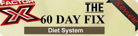 60 Day Fix Diet System Review