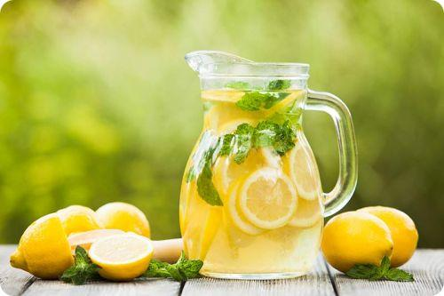 lemon diet recipe weight loss