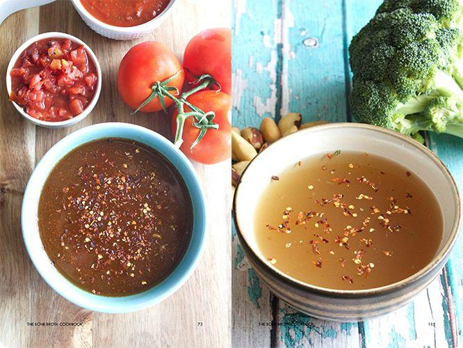 how to make bone broth recipe