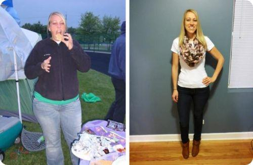 paleo diet 1 month results before after