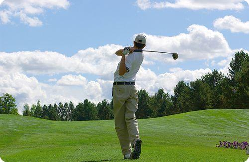 perfect golf swing tips