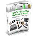 How To Recondition Batteries At Home PDF
