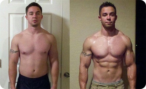 how to get ripped like hollywood actors
