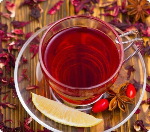 detox tea homemade