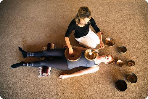 how sound healing works