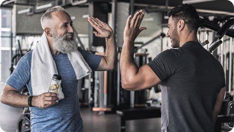 how can i increase my testosterone after 40